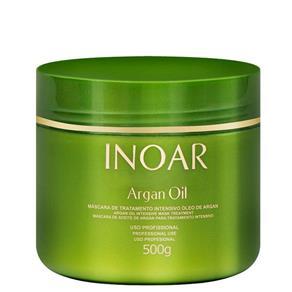 Inoar Mascara Argan Oil Inoar Argan Oil Máscara de Tratamento - 500g