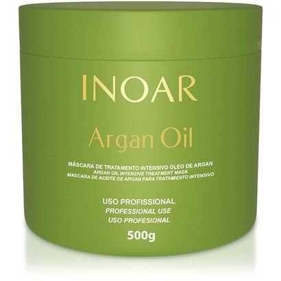 Inoar Máscara Hidratante Argan Oil 500g