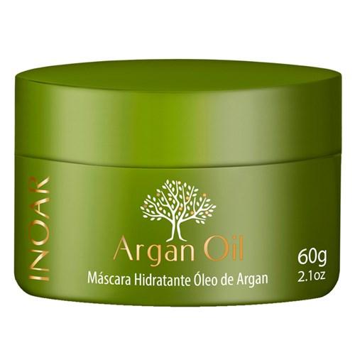 Inoar Óleo de Argan - Máscara de Tratamento Intensivo 60G