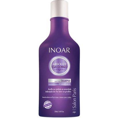 Inoar Shampoo Speed Blond 250ml