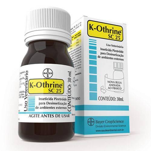 Inseticida Bayer K Othrine