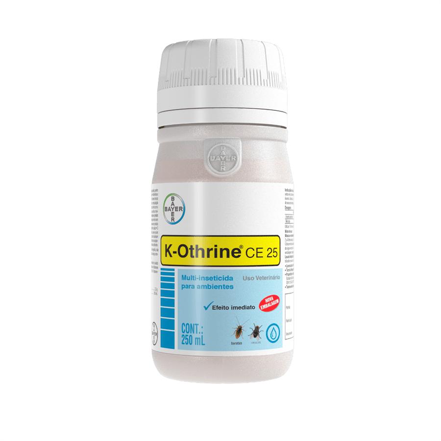 Inseticida K-Othrine 25 CE 250 Ml