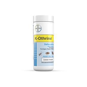 Inseticida K-Othrine Bayer Pó 100 Gr