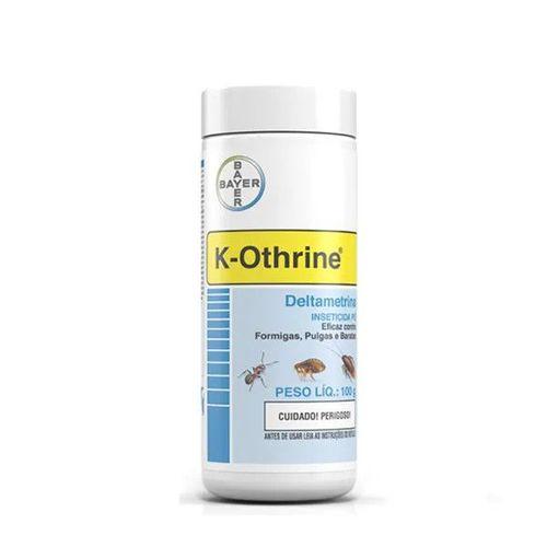 Inseticida Pó K-othrine 100 G