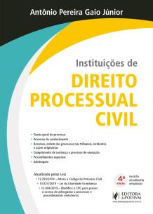 Instituições de Direito Processual Civil (2020)