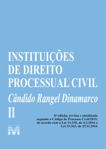 Instituições de Direito Processual Civil Vol. II (2019)
