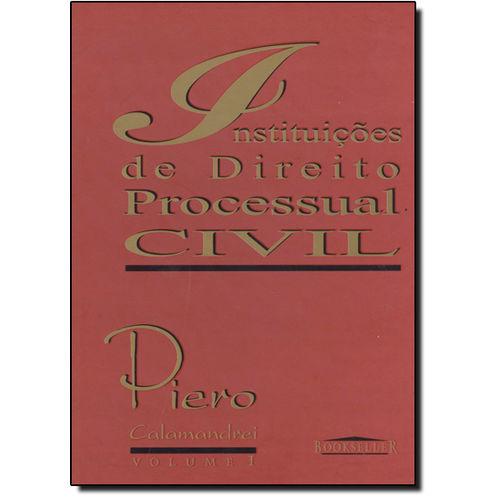 Instituicoes de Direito Processual Civil - 3 Volumes