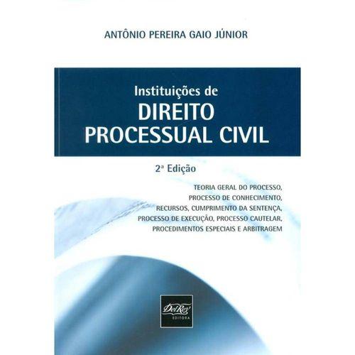 Instituicoes de Direito Processual Civil