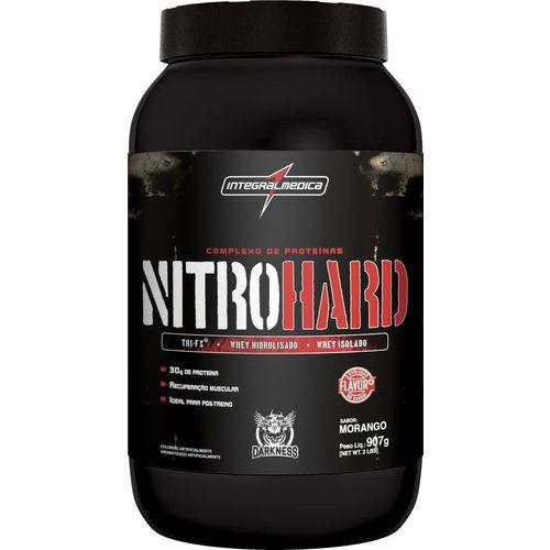 Integralmedica Nitro Hard Morango 907gr