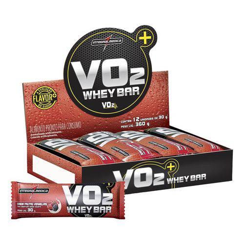 Integralmedica Vo2 Slim 12 Unid 30g F. Vermelhas e Iogurte
