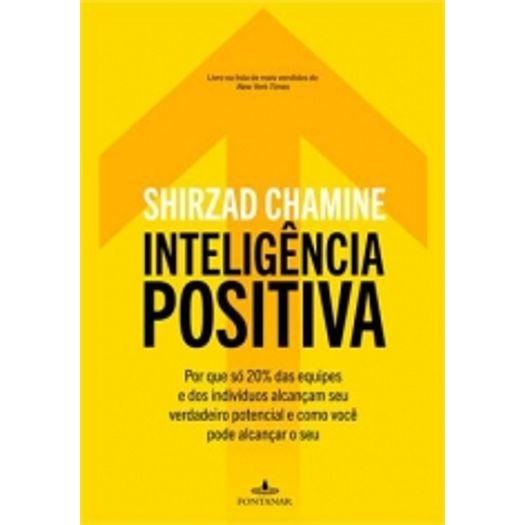 Tudo sobre 'Inteligencia Positiva - Fontanar'