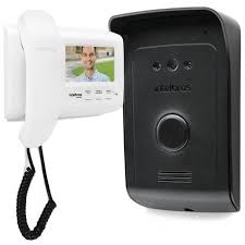 Interfone Video Porteiro IVR 1010 Intelbras