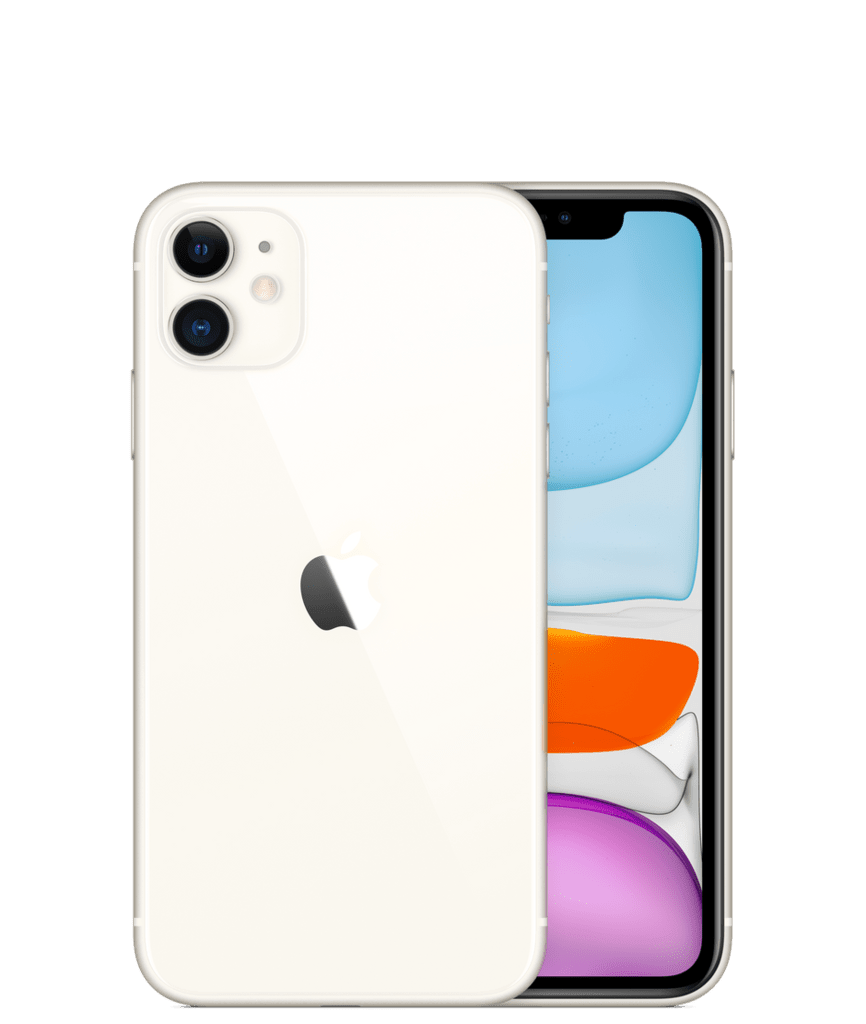Tudo sobre 'Iphone 11 Branco - Apple (64GB)'