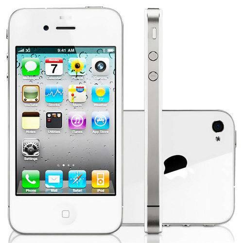 Tudo sobre 'IPhone 4S 8Gb Apple'
