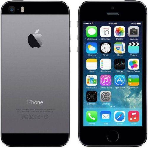 Tudo sobre 'IPhone 5S 16GB Cinza Espacial'