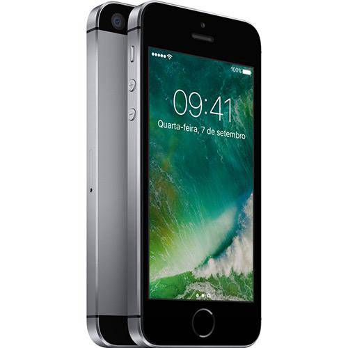 Tudo sobre 'Iphone se 16GB Cinza Space IOS 4G/Wi-Fi 12MP - Apple'