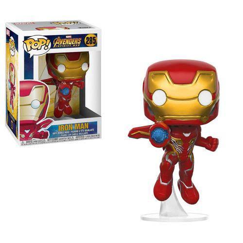 Tudo sobre 'Iron Man - Infinity War (285) - Funko'