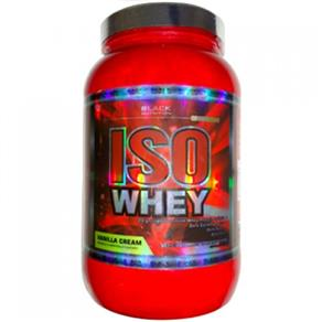 Iso Whey - Black Nutrition - Chocolate - 900 G