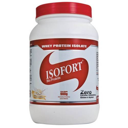 Tudo sobre 'Isofort 900g'