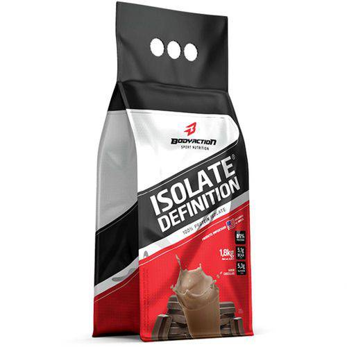 Tudo sobre 'Isolate Definition 1,8 Kg - Body Action'