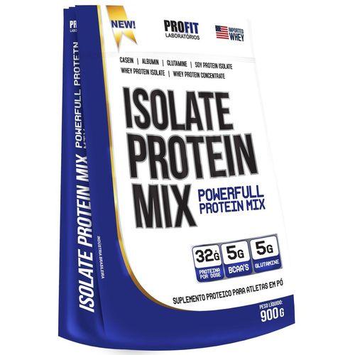 Tudo sobre 'Isolate Protein Mix Profit 900g'