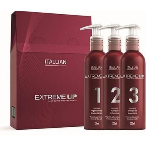 Tudo sobre 'Itallian Color Extreme-Up Kit Hair Clinic'