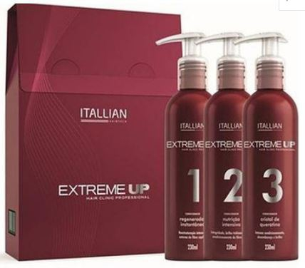 Itallian Color Extreme-up Kit Hair Clinic