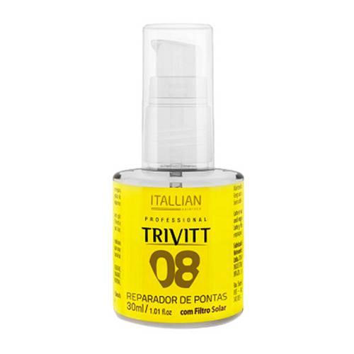 Itallian Hairtech Trivitt 08 Reparador de Pontas 30 Ml