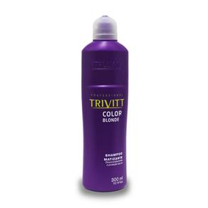 Itallian Trivitt Color Blonde Shampoo Matizante 300ml
