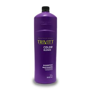 Itallian Trivitt Color Blonde Shampoo Matizante 1000ml