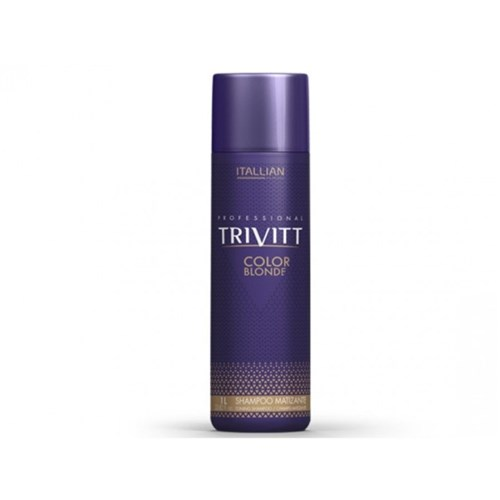 Itallian Trivitt Color Blonde Shampoo Matizante 1L