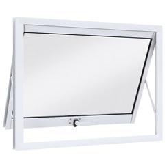 Janela Máximo-Ar Sem Grade Ideale 60x80cm Branca