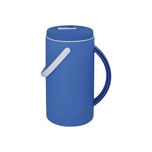 Tudo sobre 'Jarra Térmica Nativa 2,5 Litros Azul'