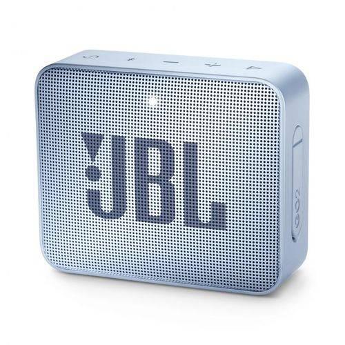 Tudo sobre 'Jbl Go 2 - Azul Claro'