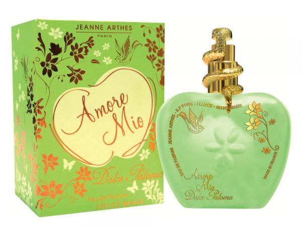 Jeanne Arthes Amore Mio Dolce Paloma - Perfume Feminino Eau de Parfum 50ml
