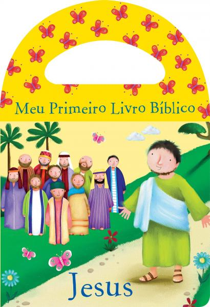 Jesus - Livro de Banho - Ciranda Cultural