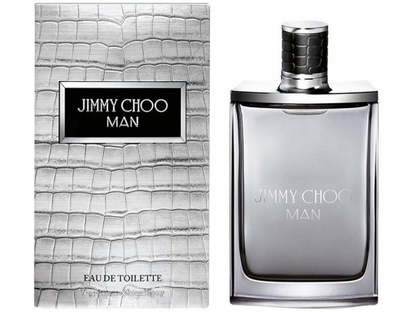 Jimmy Choo Man Perfume Masculino - Eau de Toilette 100ml