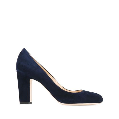 Jimmy Choo Sapato de Camurça - Azul