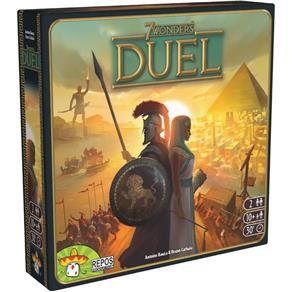 Jogo 7 Wonders Duel