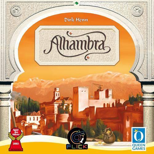 Tudo sobre 'Jogo Alhambra - Flick Game Studio'