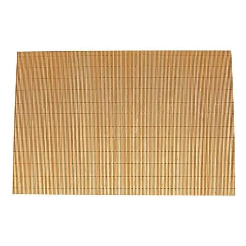 Tudo sobre 'Jogo Americano Bambu Cru com 4 Peças'