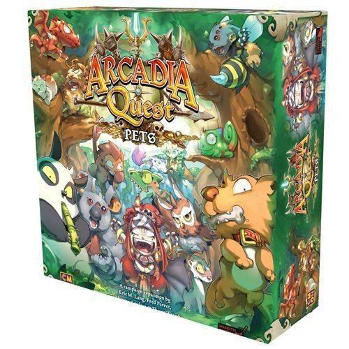 Tudo sobre 'Jogo Arcadia Quest - Pets'