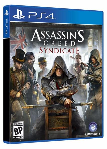 Jogo Assassins Creed Syndicate PS4 - Ubisoft Quebec