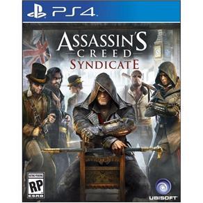 Jogo Assassins Creed Syndicate Signature - PS4