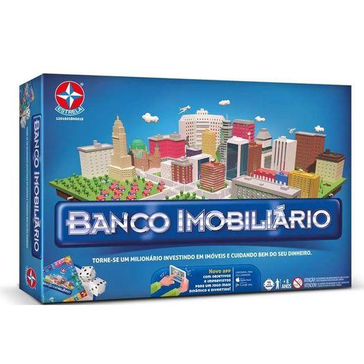 Jogo Banco Imobiliário 0019 Estrela