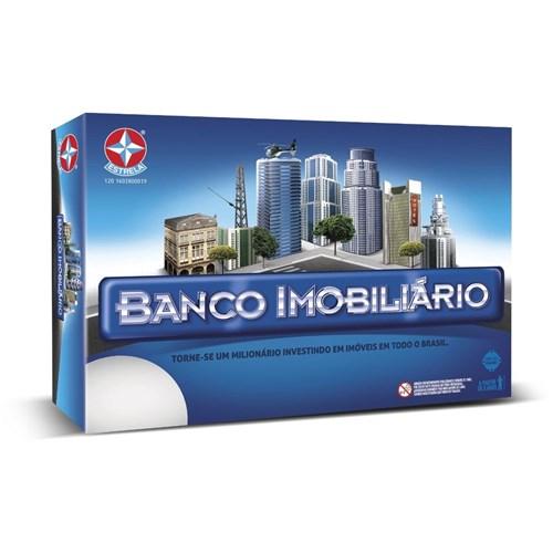 Jogo Banco Imobiliário 162887 - Estrela