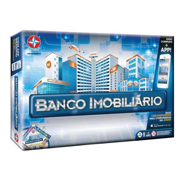 Jogo Banco Imobiliario com Aplicativo Estrela