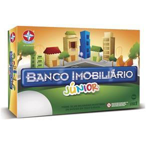 Jogo Banco Imobiliario Jr. - Estrela