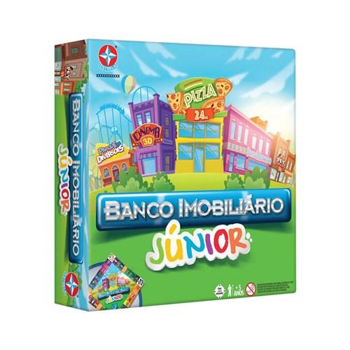Jogo Banco Imobiliario Jr. Estrela