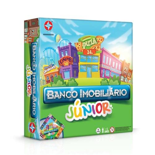Jogo Banco Imobiliario Jr. Novo ESTRELA